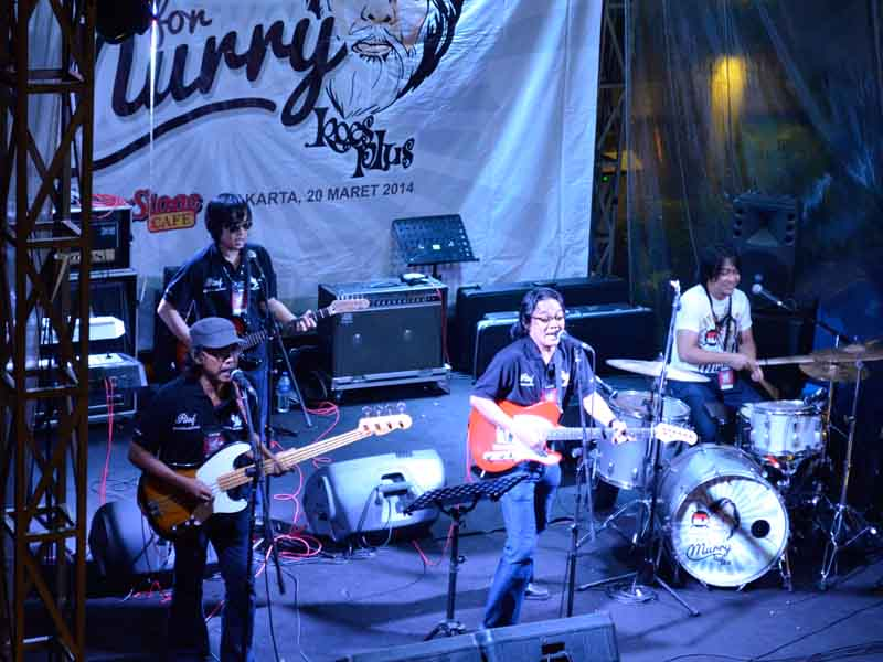 Review event Indonesian Drummers for Murry