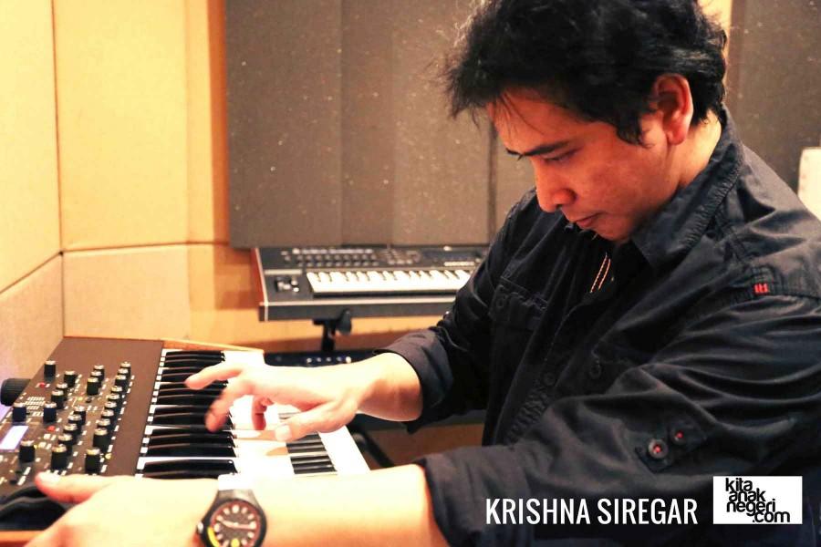Belajar Piano : Krishna Siregar – Pembagian waktu latihan piano
