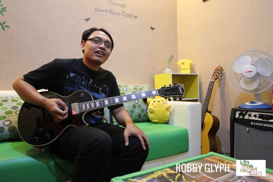 Belajar Gitar Elektrik : Robby Glyph Freakenstein – Harmonisasi di Musik Metal