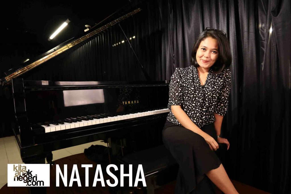 Belajar Menyanyi : Natasha – Singing with Soul