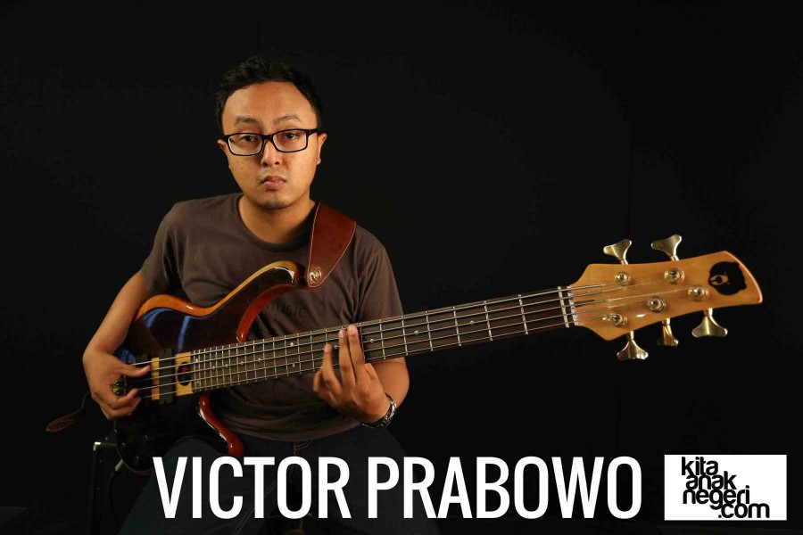 Belajar Bass : Victor Prabowo – Chord dalam bass