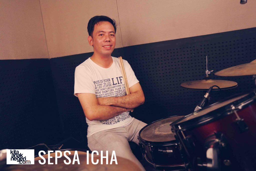 Belajar Drum : Sepsa Icha – Birama 7/8