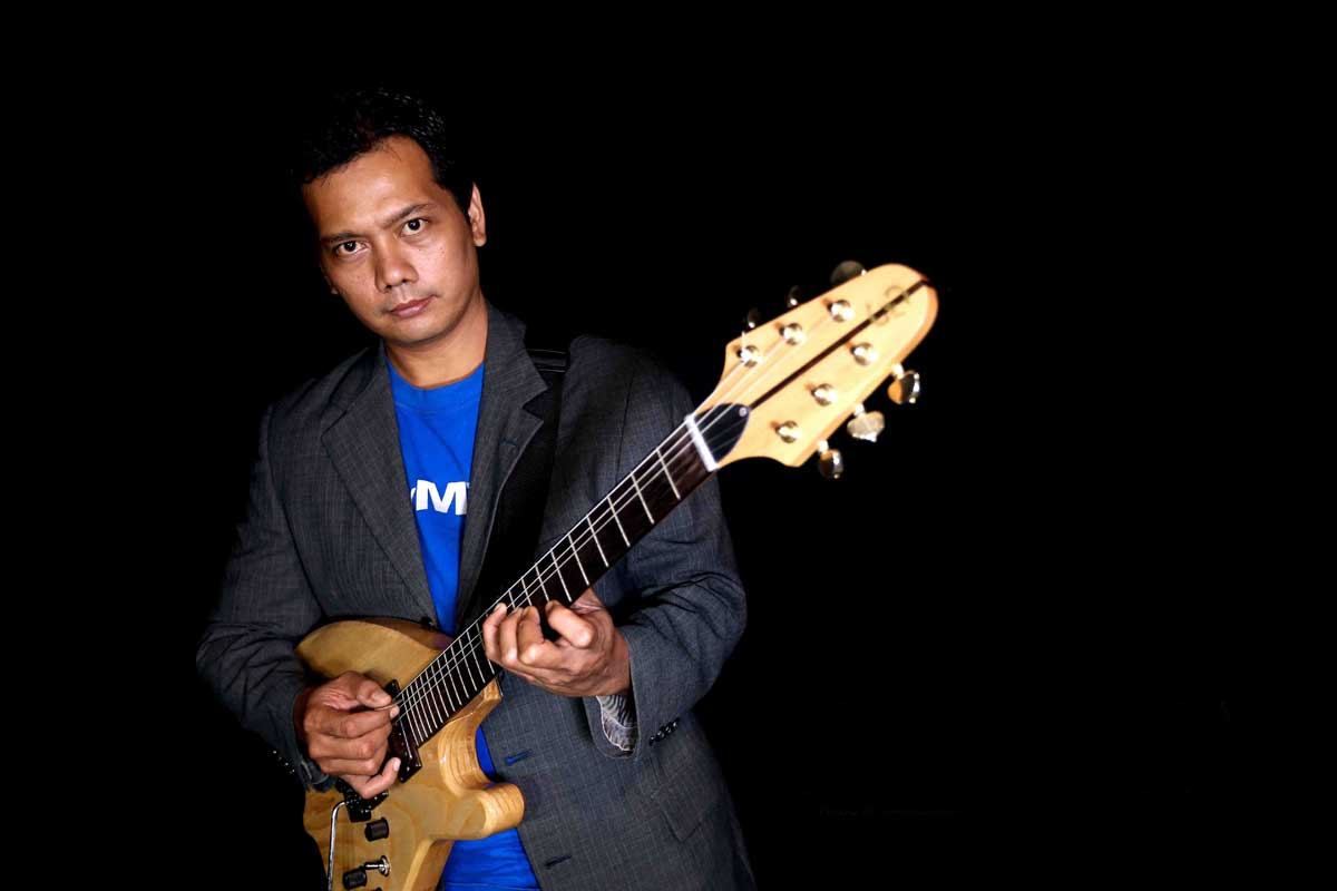 Belajar Gitar Elektrik : How you set your distortion – Achmad Ananda