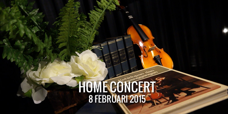 Home concert KITA Anak Negeri