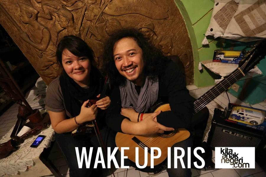 Belajar Musik : Cara Bermusik Dengan Berbeda – Wake up Iris
