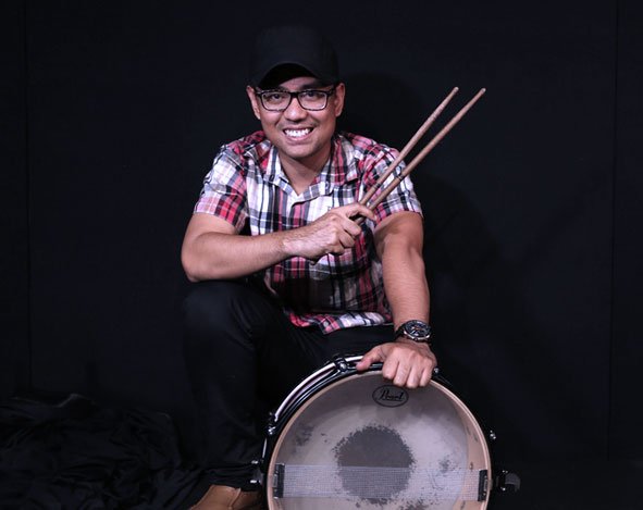 Belajar Drum : Pengembangan Sixtuplet – Andri yono
