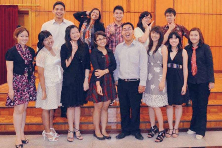Community Visit : Komunitas Penyanyi Klasik Surabaya