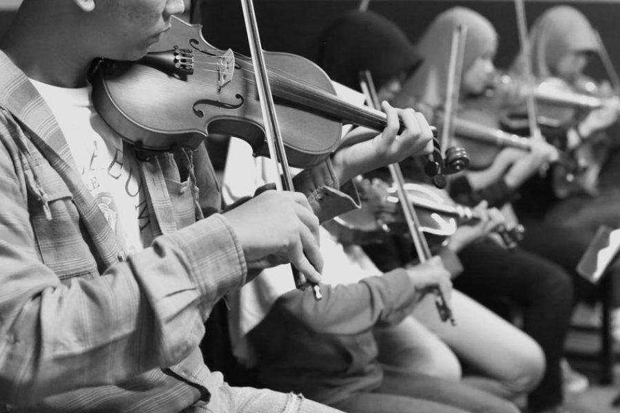 Pengenalan Notasi Pada Viola