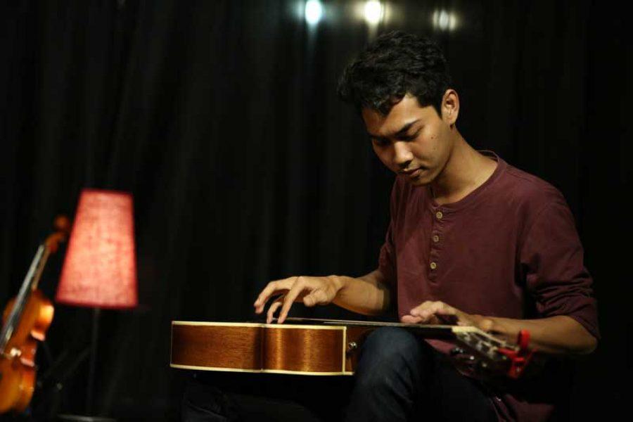 Belajar Gitar : Drumming Pada Gitar – Agi Agustian