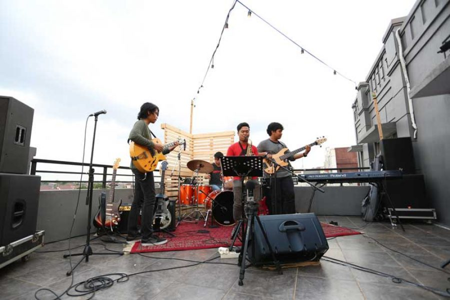 Mikail Alrabdia Quintet #musikterasatas