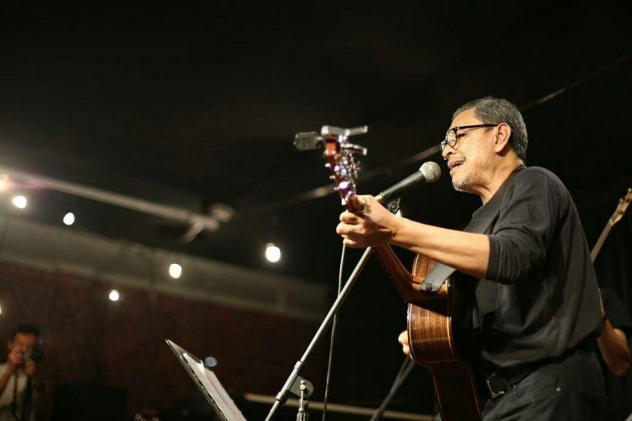 Penampilan Syahdu Rull Darwis di Musik Teras Atas #2