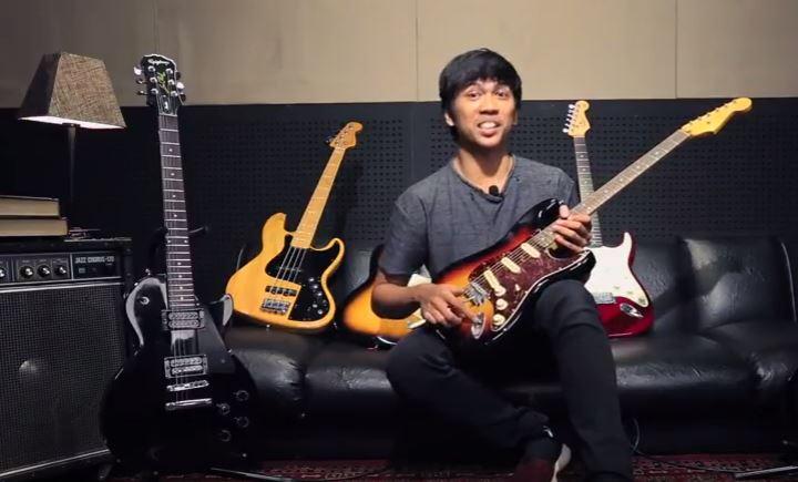 Yuk, KITA Pahami Bagian-Bagian pada Gitar! (Bagian II)