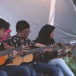 KITA Anak Negeri Goes to Margocity April 2017 : Guitar Ensemble KITA Anak Negeri – Lullaby (Cover)