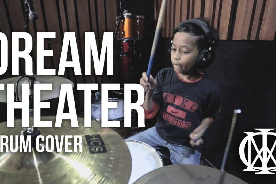 Norifumi Mikail Unjuk Kemampuan Memainkan 'The Dance of Eternity' (Dream Theater Cover)