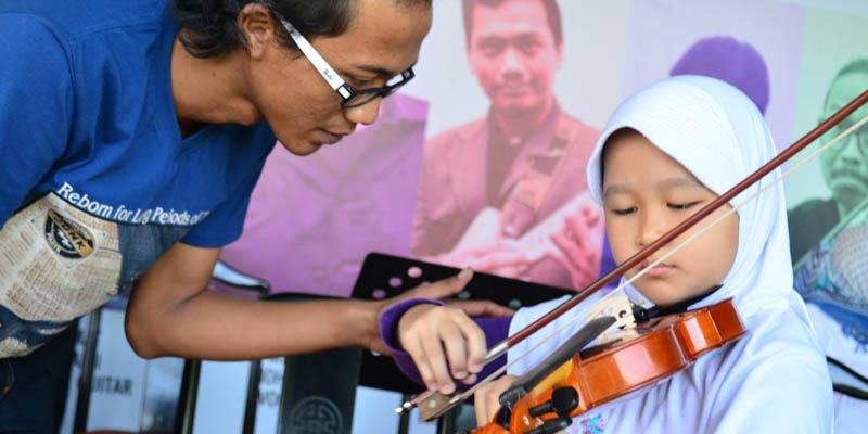 Violin Kita : Kelas Gratis Setiap Bulan