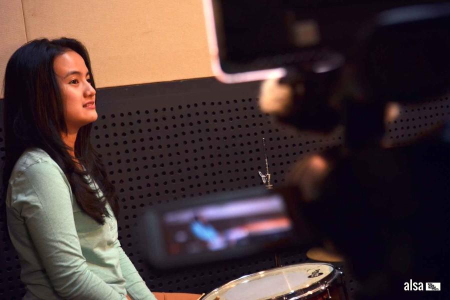 Belajar Drum : Jeane Phialsa – Pemanasan saat berlatih