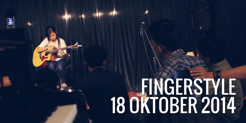 Fingerstyle 18 Oktober 2014