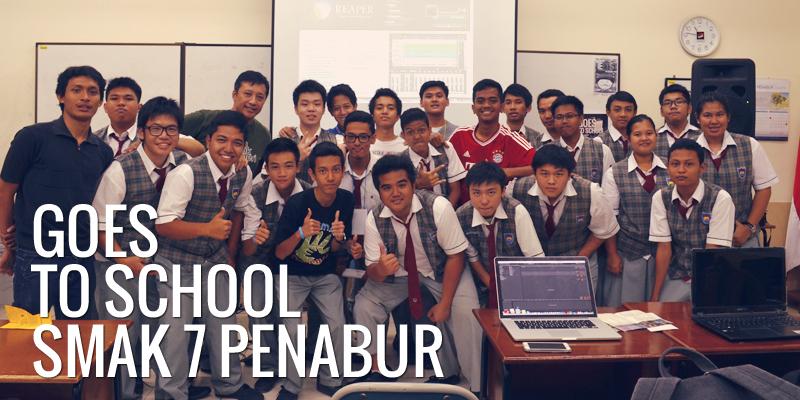 SMAK 7 Penabur Jakarta Timur