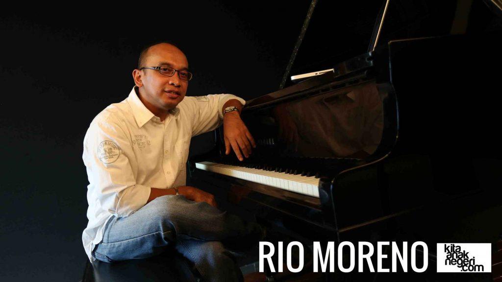 Montuno Dalam Salsa oleh Rio Moreno