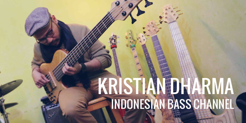 Community Visit : Kristian Dharma – Indonesian Bass Channel