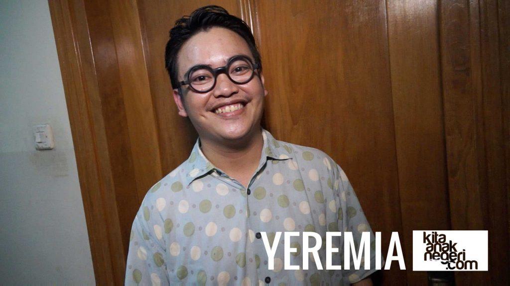 Belajar Menyanyi : Yeremia – Suara Natural & Sehat