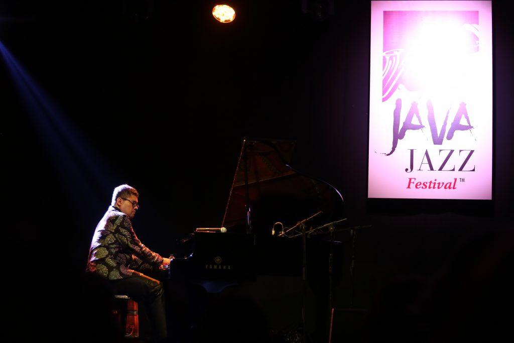 Ananda Sukarlan Terinspirasi Oleh Pianis Jazz