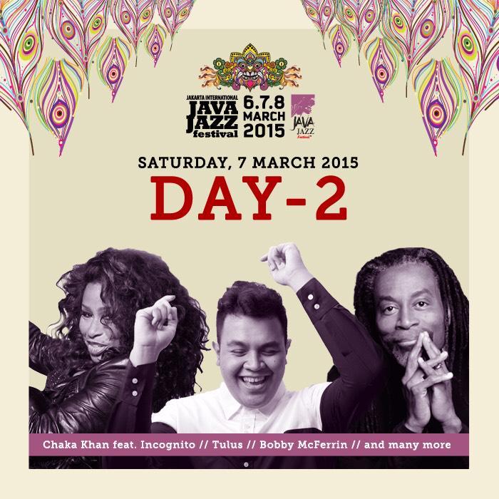 Java Jazz Festival 2015 – Day 2