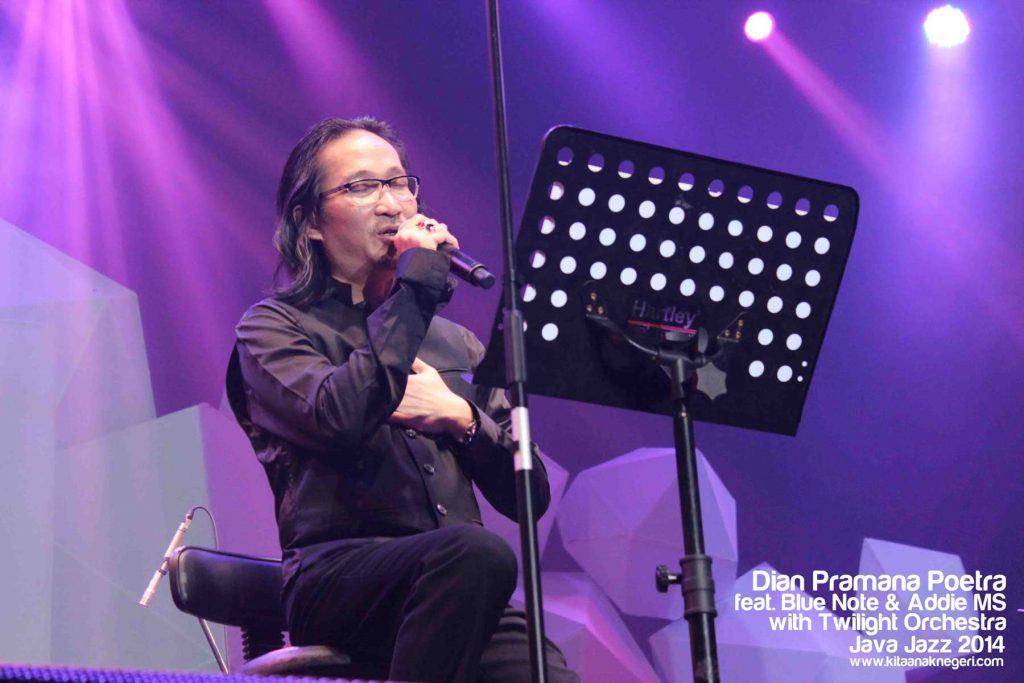 Tokoh Inspiratif : Dian Pramana Poetra di Java Jazz 2014