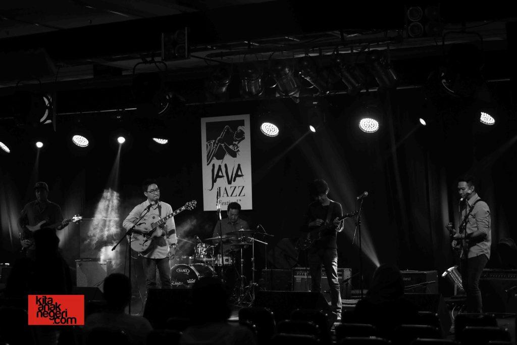Tritone Java Jazz Festival 2015