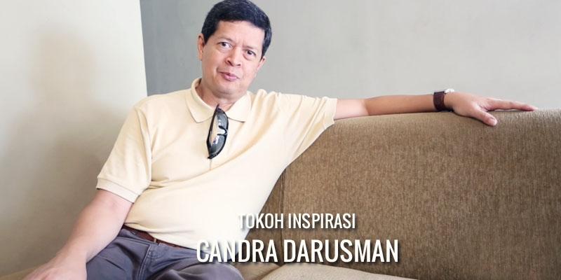 Tokoh Inspiratif : Candra Darusman – Pengalaman bermusik dari masa ke masa