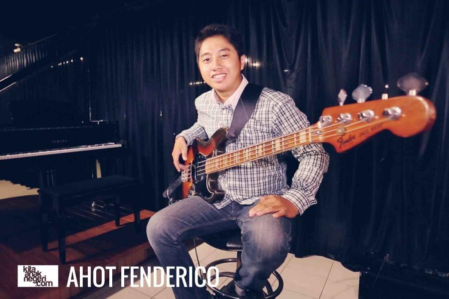 Belajar Bass : Ahot – Sejarah Jazz Walking Bass