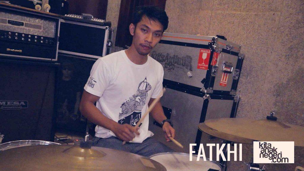 Belajar Drum : Fatkhi – Notasi 5 Against 4 di Drum