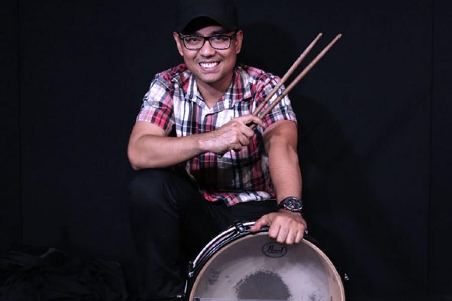Belajar Drum : tekhnik latihan dinamics – Andriyono