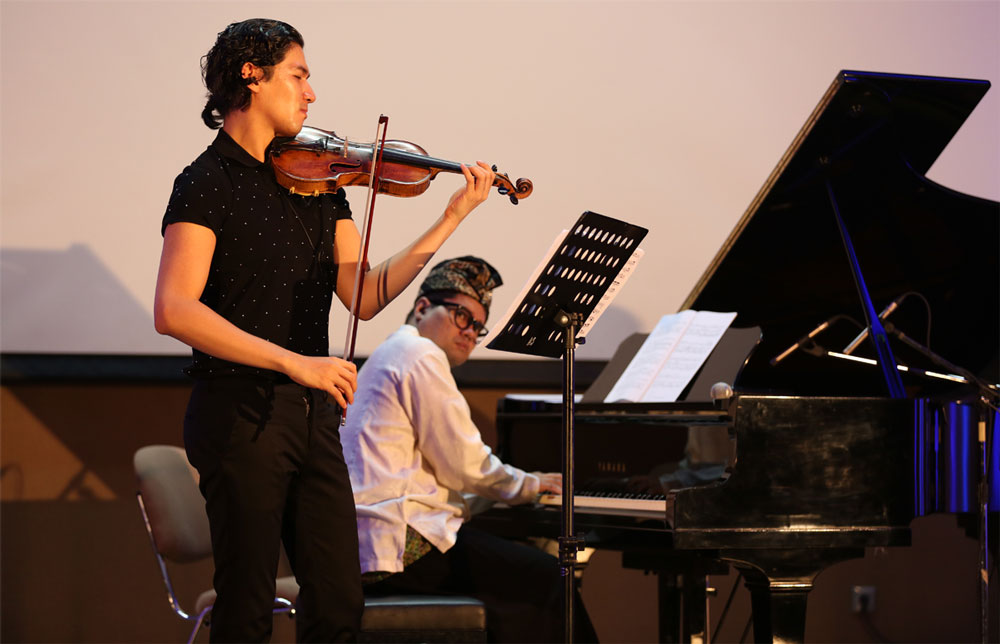 The Duo Maestro Concert, Iskandar Widjaja dan Ananda Sukarlan