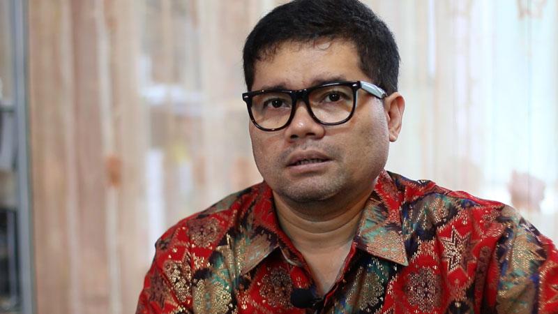 Ananda Sukarlan ; Ke-Indonesia-an di dalam musik klasik