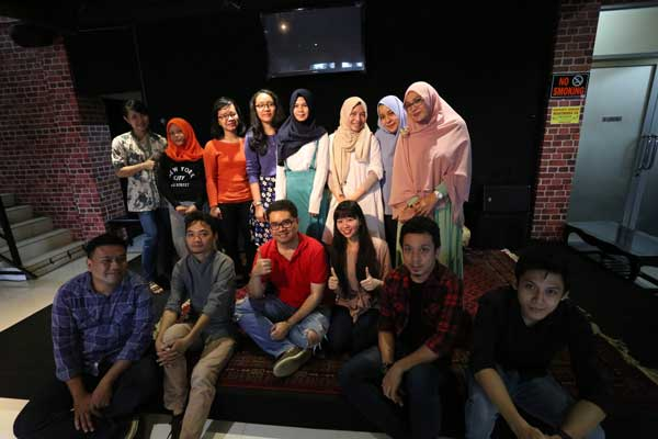 Dialog Santai Dengan Ananda Sukarlan dalam KlasiKita
