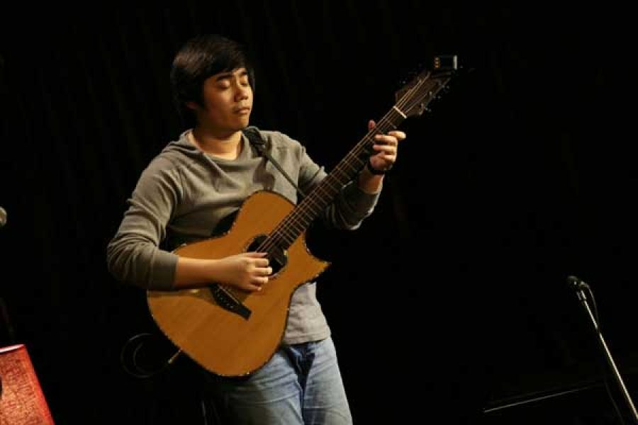 Belajar Gitar : Teknik Nail Attack – Reqi Rangga