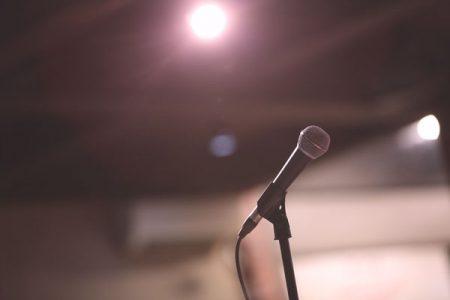 Sejarah dan Jenis Mikrofon
