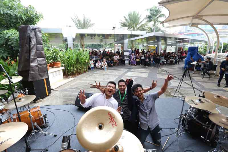 Stick Warrr & Student Project : Road to Soundfest 2016