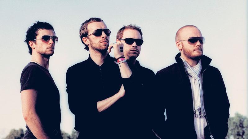 [PlaylistKITA] Tujuh Lagu Coldplay yang Akan Menemanimu Selama Seminggu