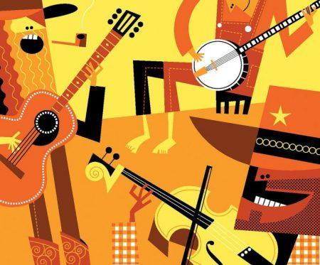 [KITAPedia] Sejarah Singkat Musik Folk dan Perkembangannya di Indonesia