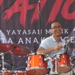 Drum Station 2017 : Wahyu Prastya – The Sauce by Greg Methieson (Cover)