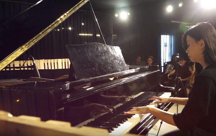Konser Klasik 2016 : Karina Andjani – Fantasie Impromptu (Chopin Cover)