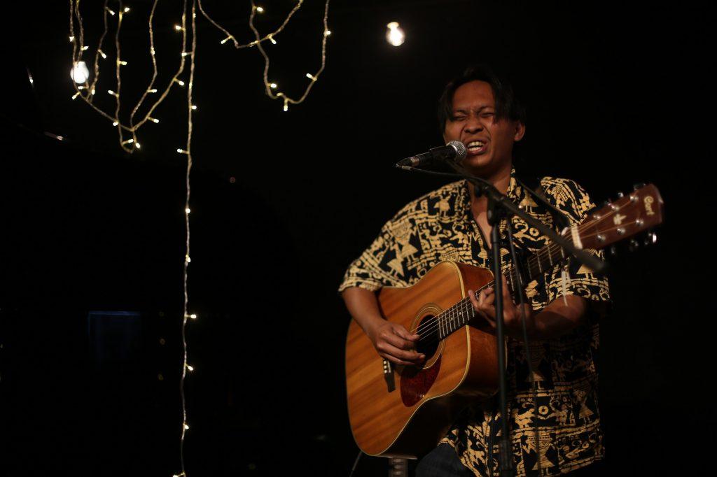 KITAKustik – Tembang Lagu Indonesia : Dyto