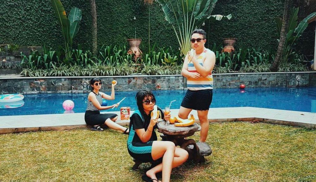 KITA Anak Negeri Goes to Margocity April 2017 : Peonies
