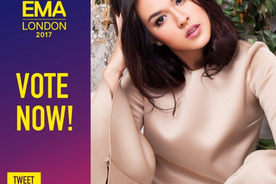 Raisa Masuk Nominasi MTV EMA 2017, Dukung Yuk!