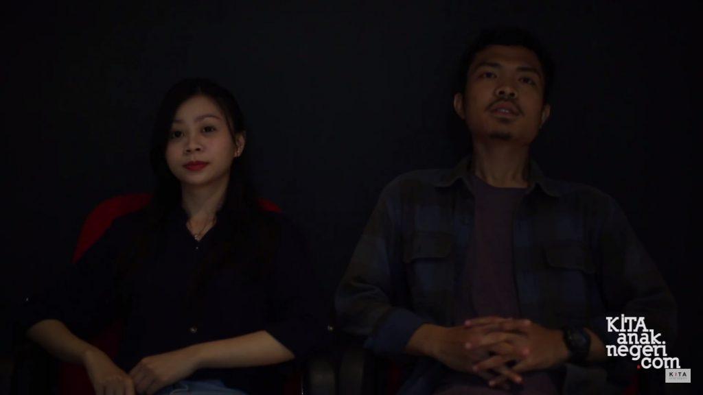 Tips Nonton Film Horror Bareng Gebetan Tanpa Mati Gaya